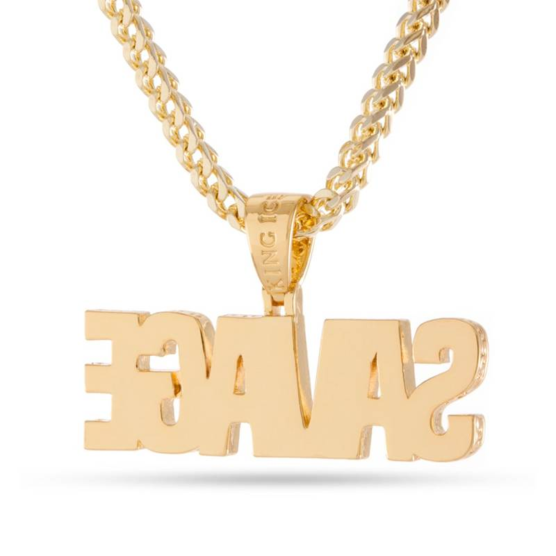 King Ice King Ice Savage Necklace