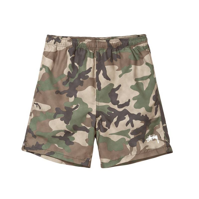 Stussy Stussy Camo Water Shorts