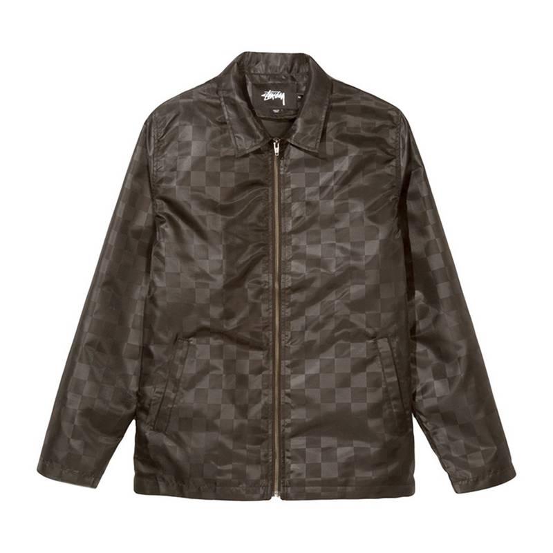 Stussy Stussy Tonal Check Jacket