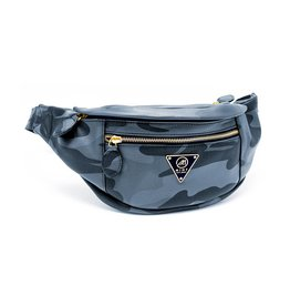 Mint MInt Leather Fanny Pack