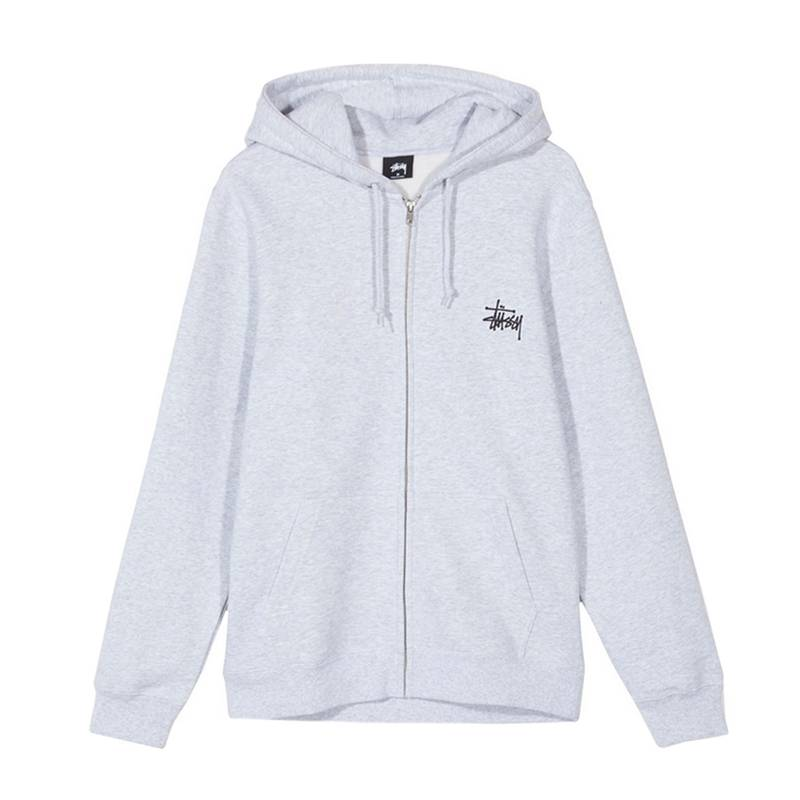 12d309908cb Stussy Basic Zip Hoodie - Hidden Hype Boutique - Hidden Hype Clothing