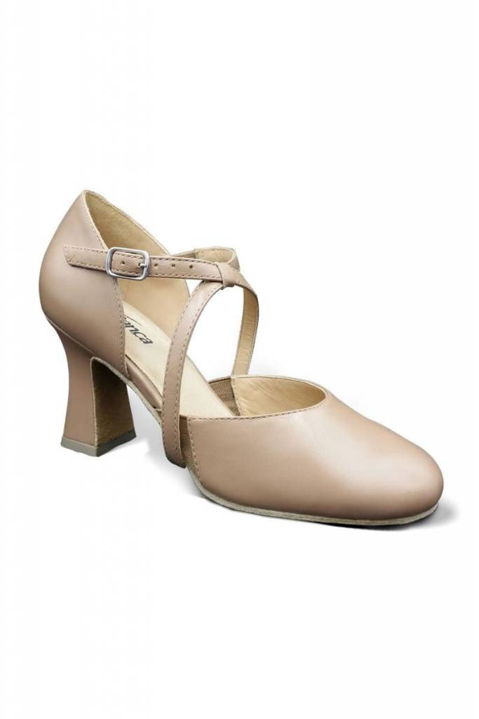 "So Danca So Danca SD142 Charity Cross Strap 2.5"" Character Shoe"