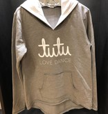 Tutu Youth Tutu High-Low Sweatshirt