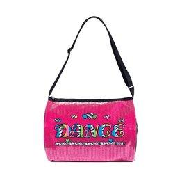 Dasha DAS 4939 Neon Zebra Duffle