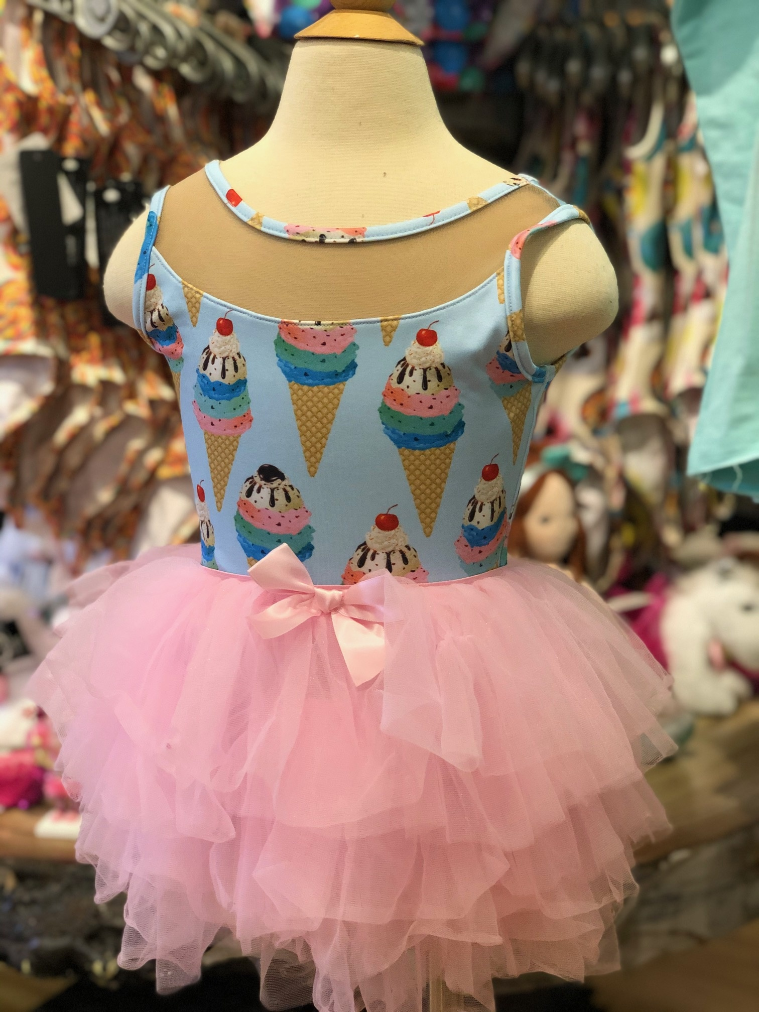So Danca SD Sweets Leotard