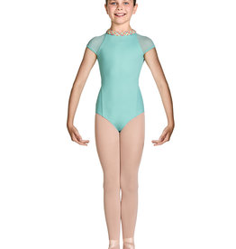 Bloch Bloch Zip Back Cap Sleeve Leotard