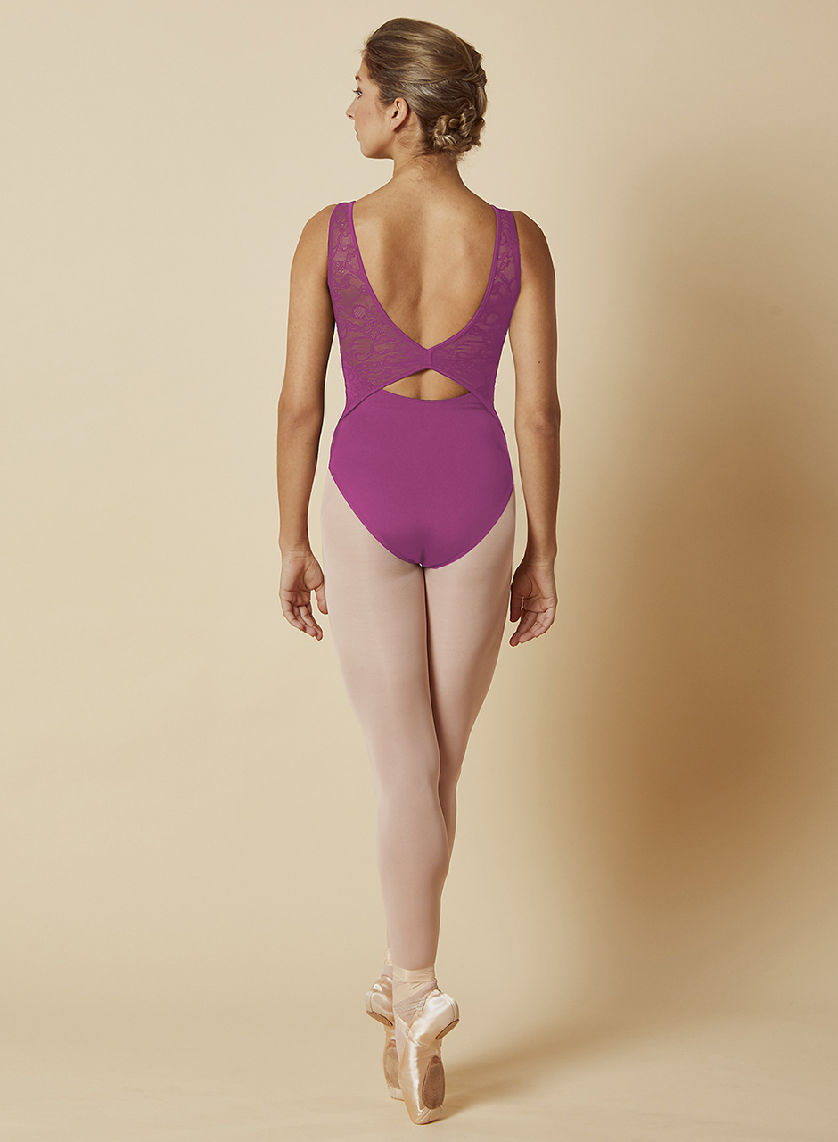 Bloch BL M3083TM Open Back Tank Leotard