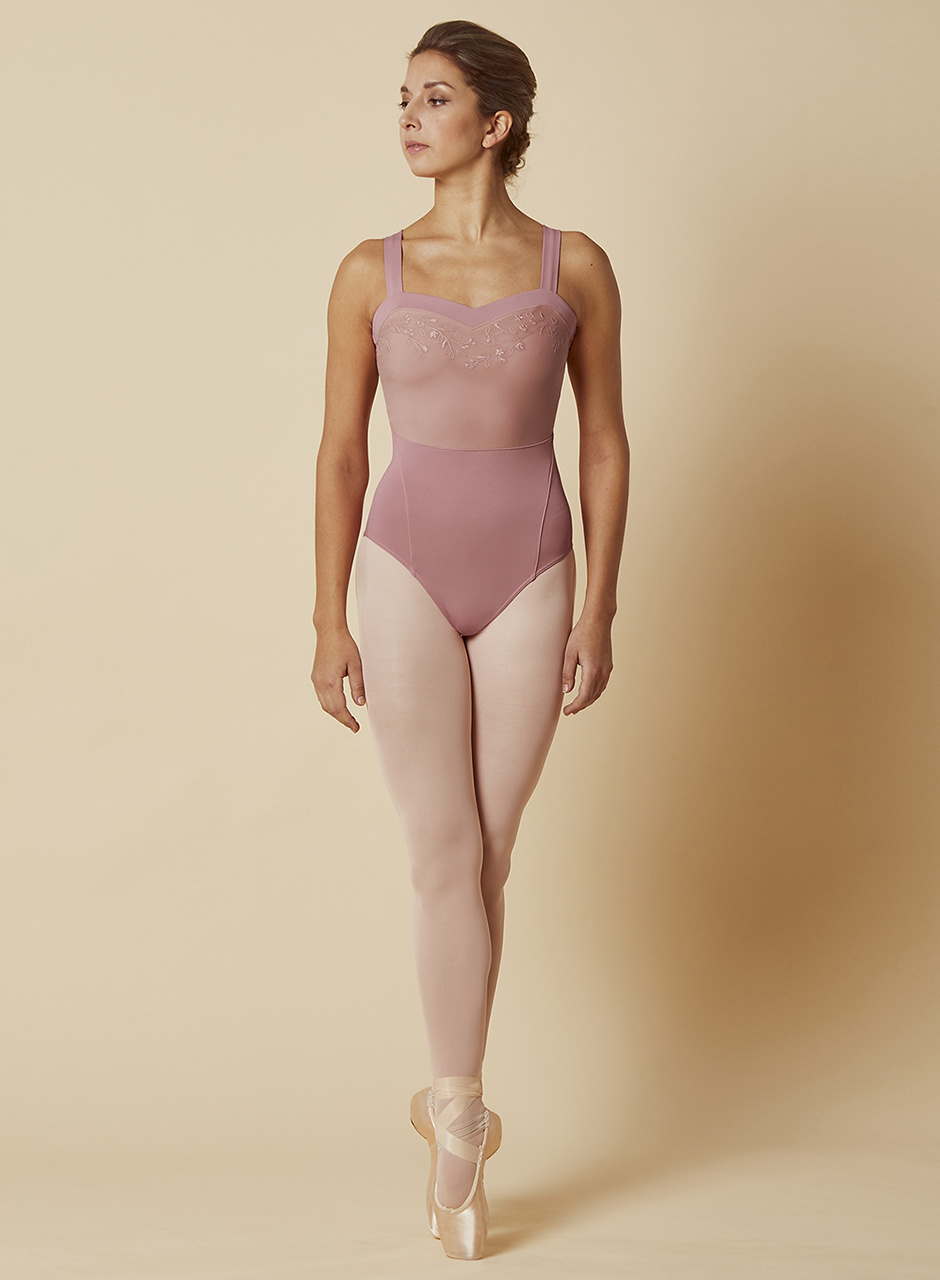 Bloch Bloch Wide Strap Leotard