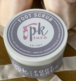 pkTURN PK Foot Scrub