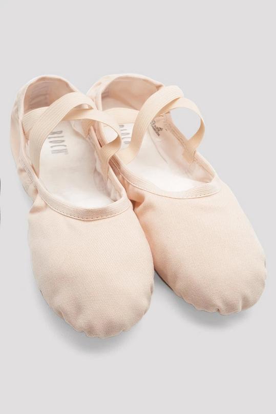Bloch BL S0284L Performa Canvas Ballet Shoe