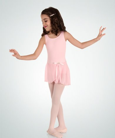 Body Wrappers BW 2235 Tank Skirted Leotard