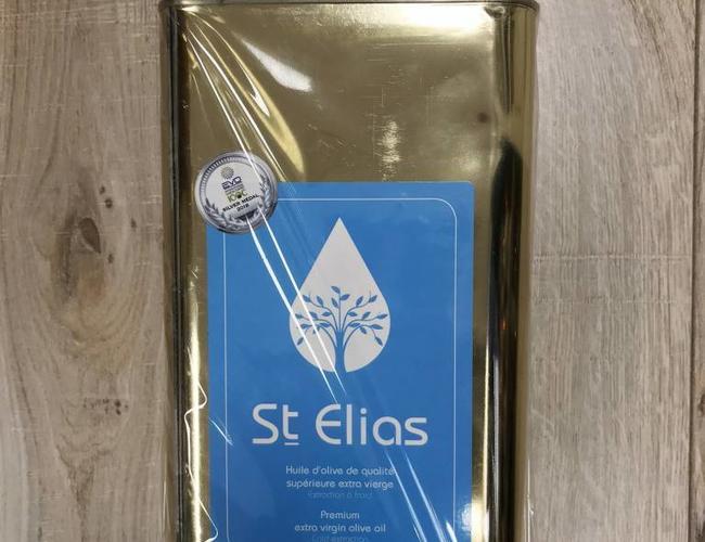 ST-ELIAS Huile olive EV St-Elias Koroneiki