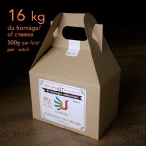kits de fromage artisanal maison 4 fromages