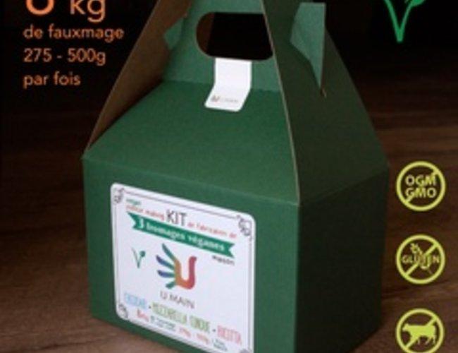 kits de fromage artisanal maison Mozarella et paneer