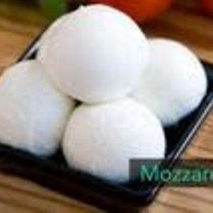 Mini kits de fromage artisanal maison Mozzarella fondue vegane