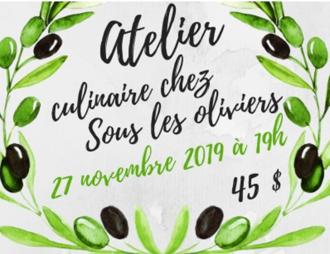 Valérie Desjardins Atelier Culinaire Bouchées pour les fêtes