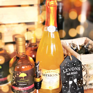 Sous les oliviers Balsamique Champagne 375ml