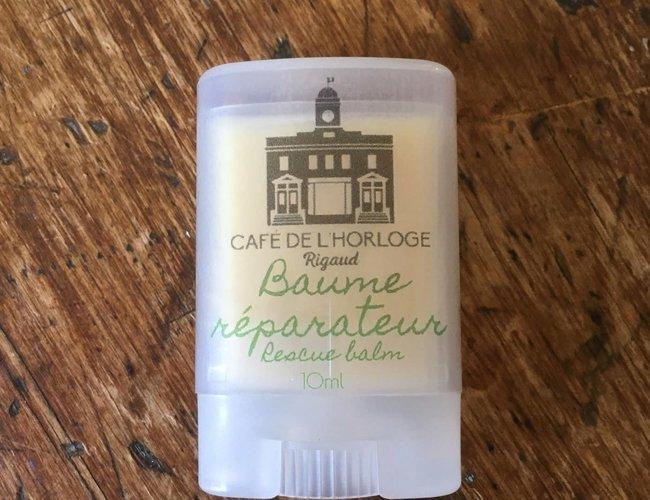 CAFE DE LHORLOGE BAUME REPARATEUR EN BATON CREATION CAFE DE L'HORLOGE