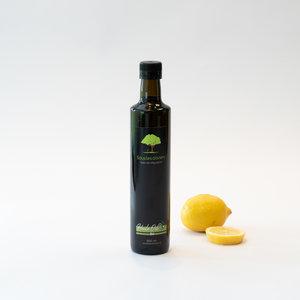 Sous les oliviers Huile d'olive extra vierge - CITRON