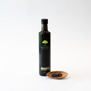 Sous les oliviers HUILE D'OLIVE EXTRA VIERGE - POIVRE NOIR