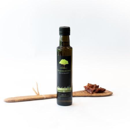 Sous les oliviers Bacon olive oil