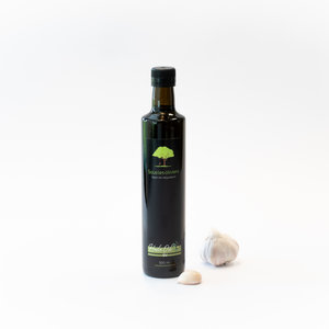 Sous les oliviers HUILE D'OLIVE EXTRA VIERGE - AIL