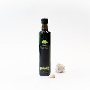 Sous les oliviers HUILE D'OLIVE PURE - AIL