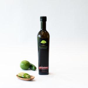 Sous les oliviers Balsamique - Lime et Jalapeno