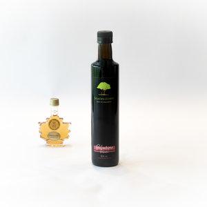 Sous les oliviers Vinaigre BALSAMIQUE - BOURBON ET ÉRABLE