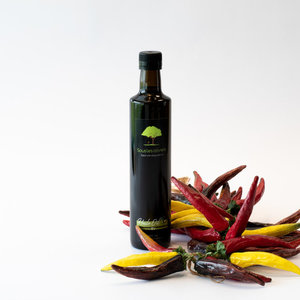 Sous les oliviers PURE HABANERO OLIVE OIL