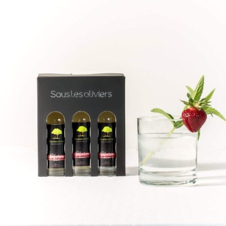 Sous les oliviers Collection Gin Tonic