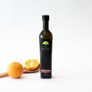 Sous les oliviers Vinaigre Balsamique - Orange