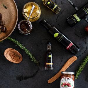 Sous les oliviers Panier Gourmet ITALIEN