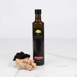 Sous les oliviers Blackberries & Ginger Balsamic Vinegar