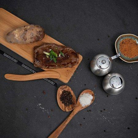 Sous les oliviers Panier cadeau Gourmet sel, Poivre etc...