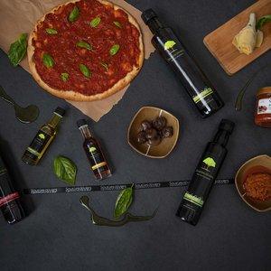 Sous les oliviers Panier cadeau Gourmet extra