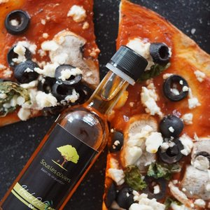 Sous les oliviers Duo huile d'olive et vinaigre balsamique