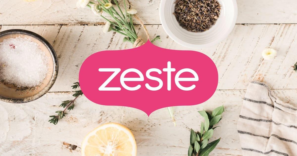 Zeste, la chaîne québécoise, parle de nous!