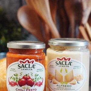 Sous les oliviers Sauce Sacla