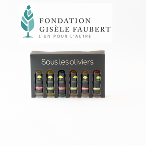 Coffret levée de fonds fondation GISÈLE FAUBERT 6 x 50ml