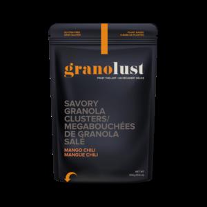 GRANOLUST Copy of Granolust - Croquant Bagel montrealais 70g