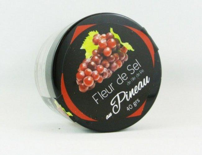 Biochala fleur de sel au pineau 40gr