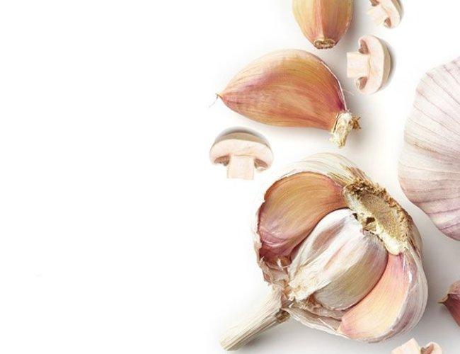 Huile d'olive Ail champignons 500ml