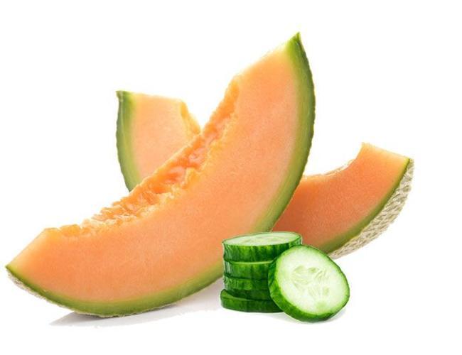 Sous les oliviers Balsamique - melon et concombre
