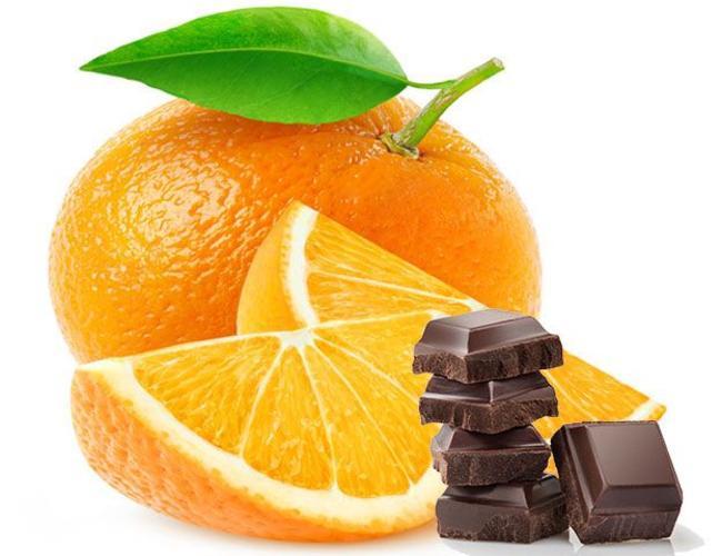Sous les oliviers Balsamique - Orange et chocolat