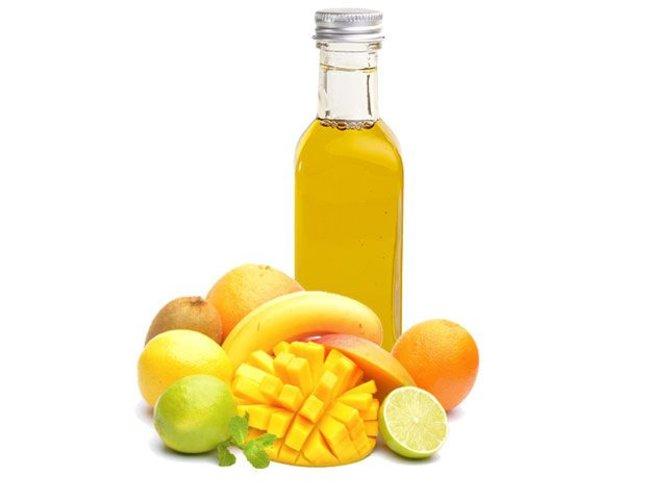 Sous les oliviers vinaigre balsamique blanc orange,mangue,passion 500ml