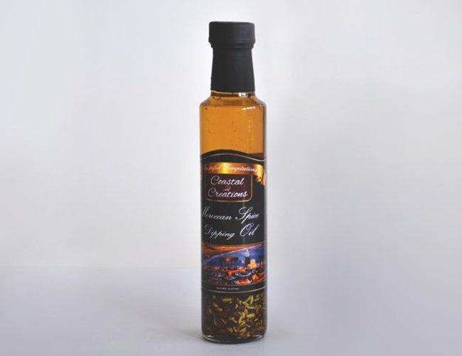 Sous les oliviers Trempette Marocaine / huile epices