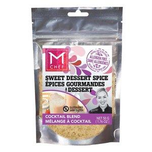 Mchef Melange d'epices multiusage Épices gourmandes à dessert de Mamie 54g