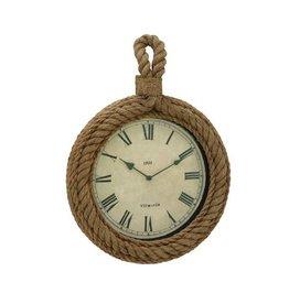 UMA ENTERPRISES INC. Rope Wall Clock