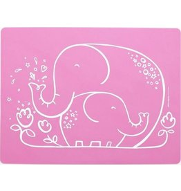 Munch Mate Meal Mat: Elephant Hugs